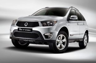 Фото SsangYong Actyon 2015-2016