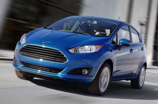 Фото Ford Fiesta 2015