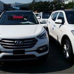 В Интернете появились первые снимки Hyundai Santa Fe 2016
