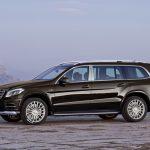 Озвучен европейский ценник на Mercedes-Benz GLS