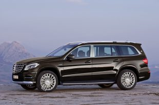Фото Mercedes-Benz GLS 2016