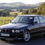 BMW E34 можно смело назвать «легендой»