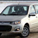 Начались продажи Lada Kalina с автоматической трансмиссией