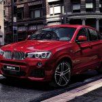Стали известны версии и ценники на BMW X4 российской сборки