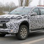 Летом состоится европейский дебют Mitsubishi Pajero Sport