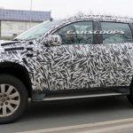 В следующем году стартуют продажи новой модели Mitsubishi Pajero Sport