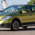 Кроссовер Suzuki sx4 наградят турбодвигателем