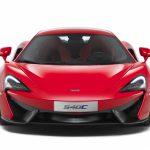 Жители Соединённых Штатов Америки никогда не увидят новинку от McLaren 540C