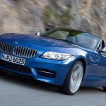 BMW представила свой спорткар Z4 в новой расцветке