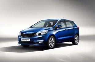Стартовали официальные продажи нового Kia Rio