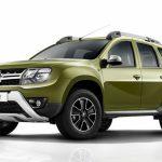 Стала известна стоимость нового Renault Duster на территории Российской Федерации