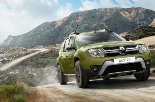 Новый адаптированный к российским условиям Renault Duster был продемонстрирован публике