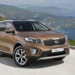 В июле россияне увидят новый Kia Sorento Prime