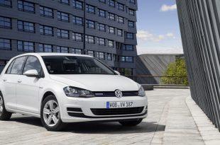 Экономичный VW Golf TSI Bluemotion прошёл презентацию