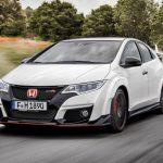 Новая Honda CIVIC Type прибудет в страны Евросоюза