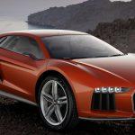 К 2018 году Audi выпустит электрический кроссовер