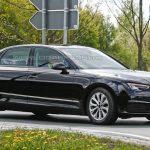 В июне будет представлена новая Audi A4 в кузове седан и универсал