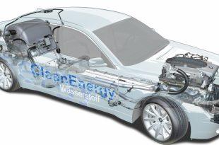 Водородный BMW выпустят не раньше 2020 года