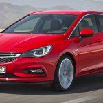 Стали известны цены на опции Opel Astra
