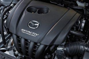 Mazda выпустит экономичные моторы Skyactiv