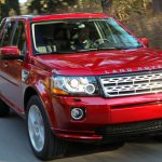 Внедорожник Land Rover Freelander окончательно покинул Россию