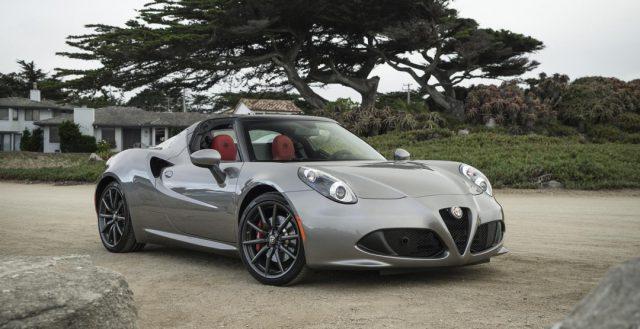Стала известна стоимость нового Alfa Romeo Spider в США