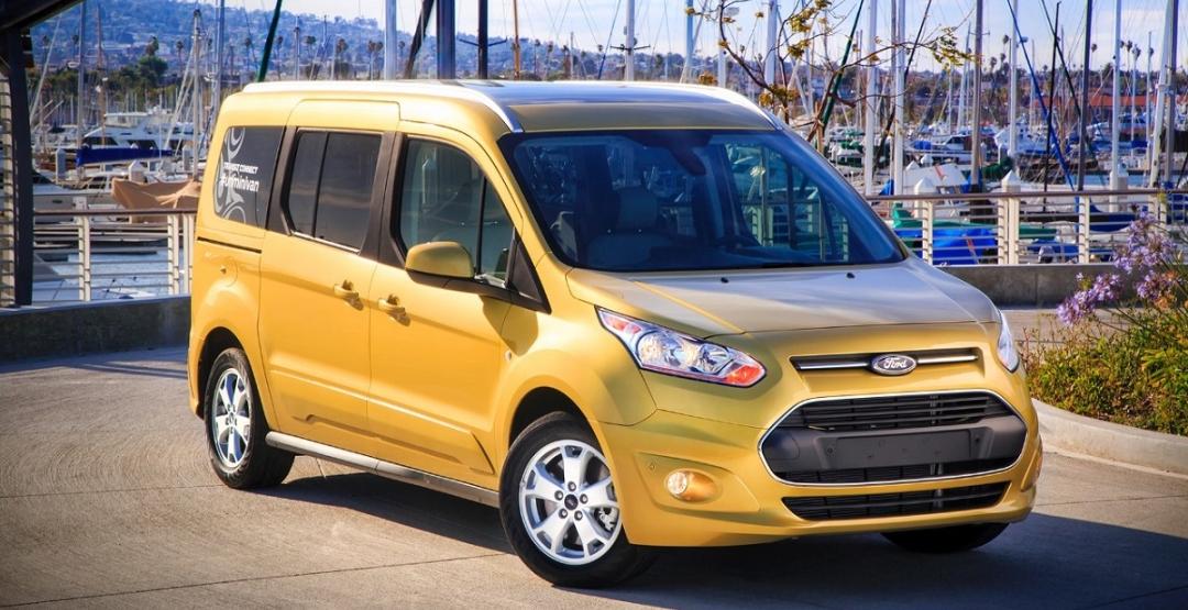На Ford Transit Connect установят экономичные моторы