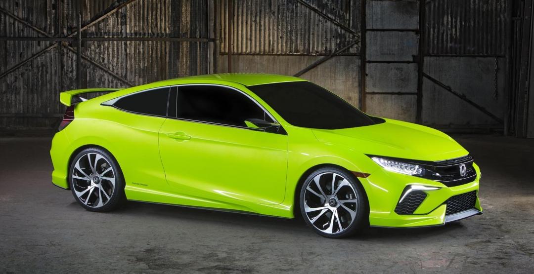 Модель Honda Civic представят уже этой осенью