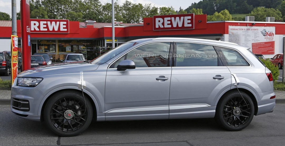 Фото Audi SQ7 2015-2016