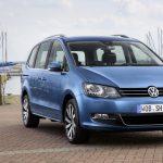 В Интернете появились подробности относительно нового VW Sharan