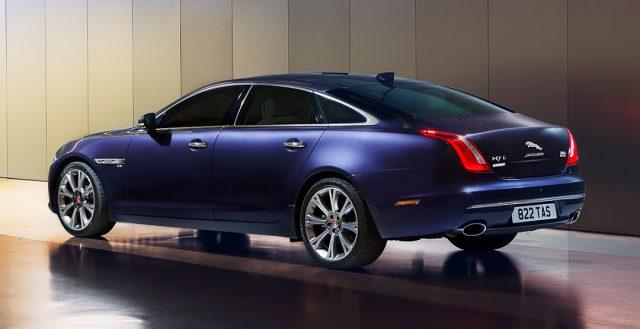 Jaguar XJ поступит в отечественные автосалоны уже в ноябре