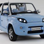 Электромобиль BlueSummer от компании Bollore представлен официально