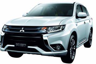 Доработанный Mitsubishi Outlander появился на японском рынке