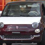 Фотошпионы успели заснять обновлённый Fiat 500 ещё до своего дебюта