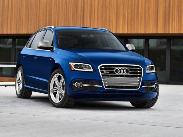 Фото Audi Q5 2015 гибрид