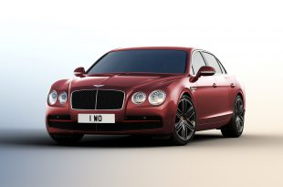 Фото Bentley Flying Spur Beluga