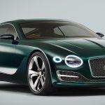 Модель Bentley EXP10 Speed 6 6 получила звание «самого красивого автомобиля»