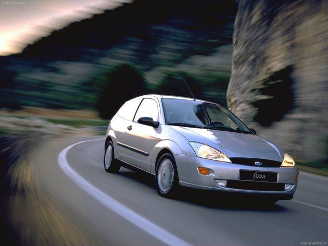 Фото Ford Focus 1 1998
