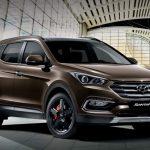 Была представлена рестайлинговая версия Hyundai Santa Fe Prime