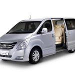 Рейстайлинговая модель H1 от Hyundai уже тестируется
