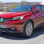 Стала известна цена на Renault Kadjar в Великобритании