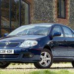 Toyota Corolla e120: оптимальное соотношение цены и качества