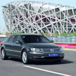 VW представил обновлённый Phaeton специально для китайского авторынка