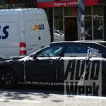 Четырёхдверка Volvo S90 2 была запечатлена шпионами