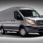Новые изменения в линейке Ford Transit 2015