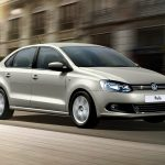 Седан Volkswagen Polo 2012 получился более российским, чем хэтчбек