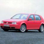 Volkswagen Golf 4 – автомобиль, перешагнувший рубеж веков