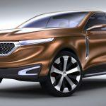 Модель Sportage 2016 модельного года проходит тестовые заезды в Нюрбургринге