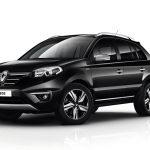 Новое поколение кроссовера Koleos от Renault появится уже в следующем году