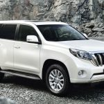 Toyota Land Cruiser Prado оснастят новым дизельным движком